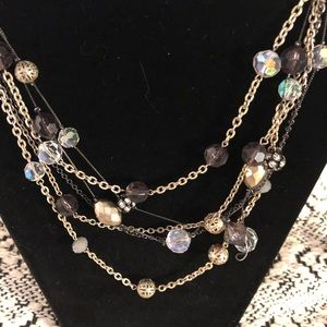 Jewelry - cute 3 tiered necklace